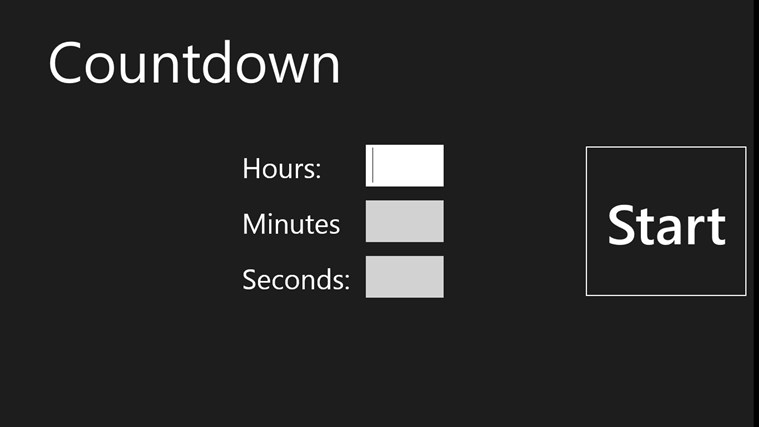Free Countdown Timer 2 2