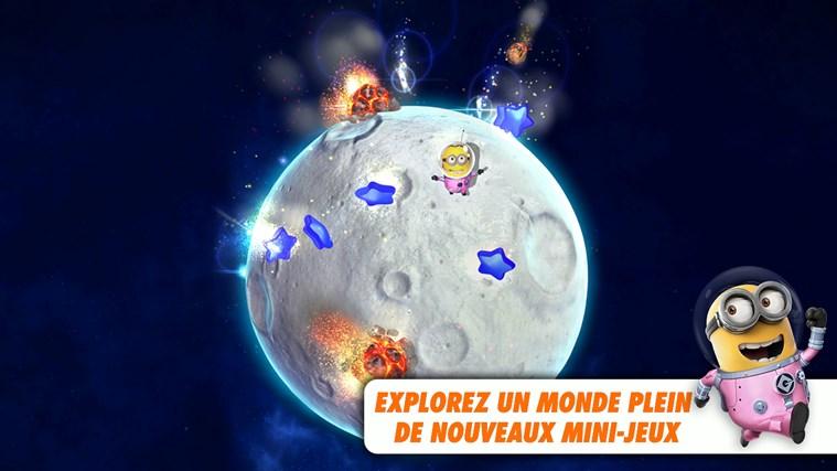 Moi, Moche et Méchant: Minion Rush capture d'écran 2