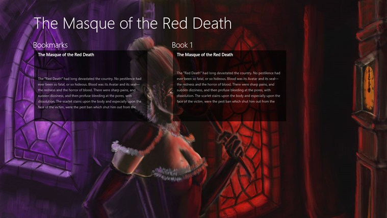 masque red death essays The masque of the red death, by edgar allan poe begins with the introduction of prospero and his kingdom which has been stricken by the red death prospe.