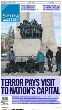 Montreal Gazette ePaper capture d'écran 2