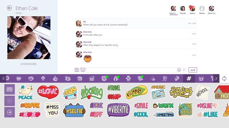 Viber - Free Phone Calls & Text näyttökuva 4