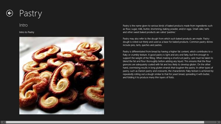 Yummy Pastries screenshot 2
