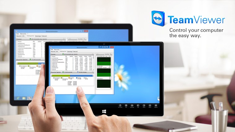 TeamViewer Touch screen shot 0