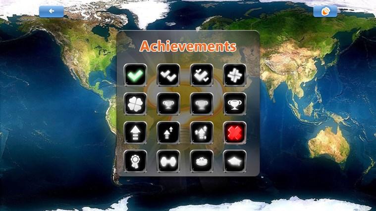 Geography Quiz Game screen shot 4
