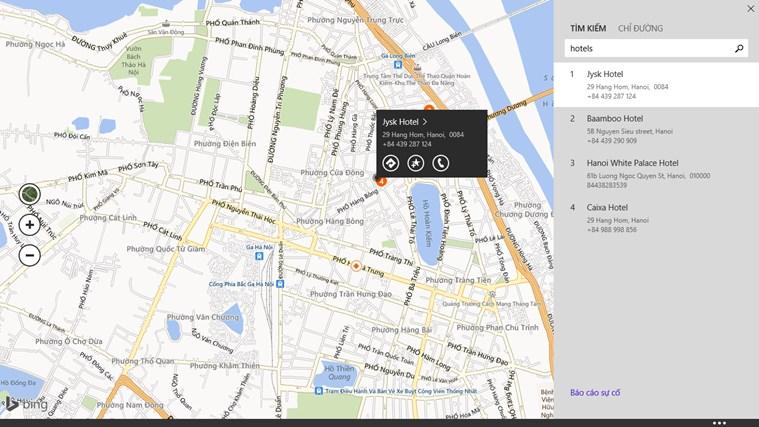 Bản đồ ảnh chụp màn hình 2
