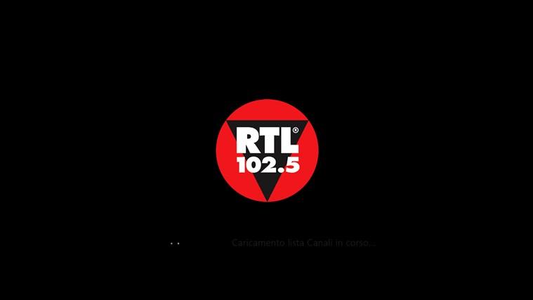 RTL 102.5 cattura di schermata 0