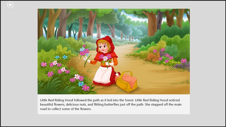 iStoryBooks. screen shot 4