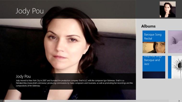 Jody Pou captura de pantalla 0
