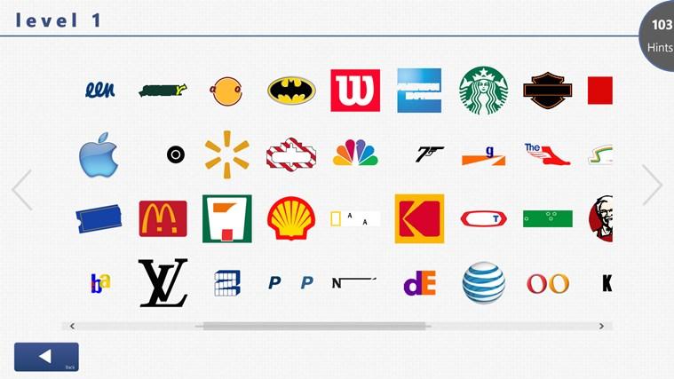 Logos Quiz+ screen shot 0