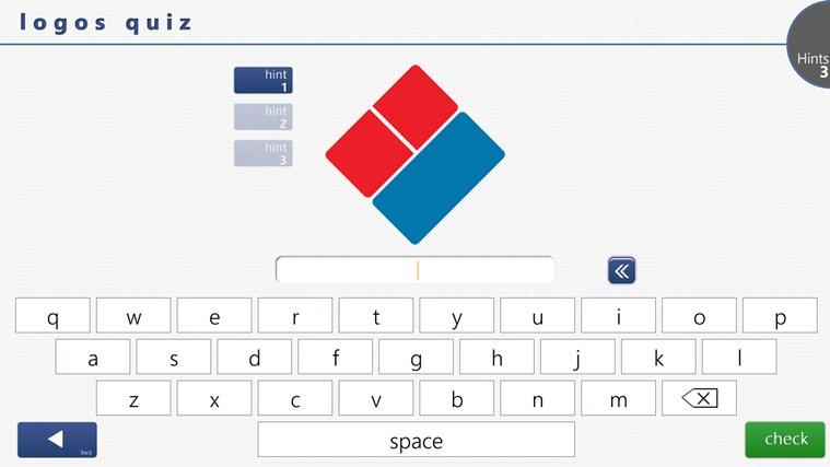 Logos Quiz+ screen shot 2