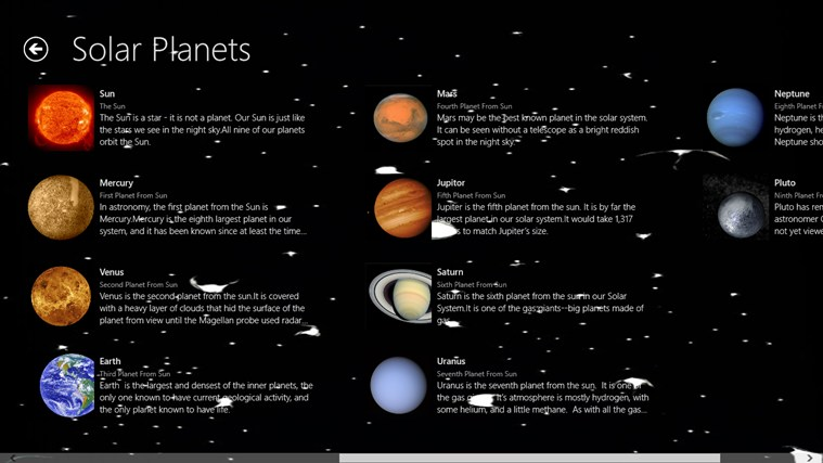Name the Planets Quiz  JetPunk