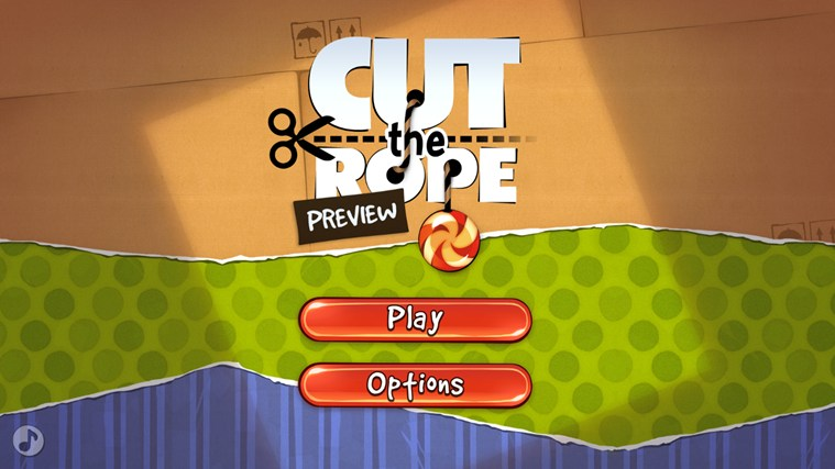 Cut The Rope Windows 8 Game