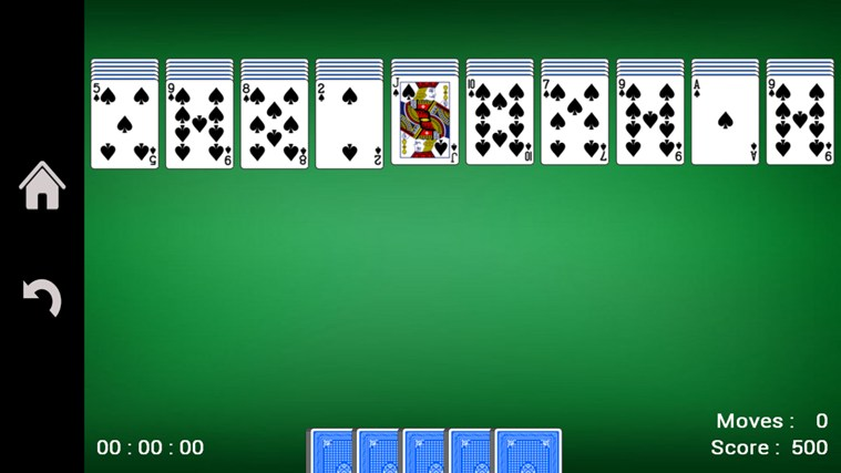 how to instantly win solitaire