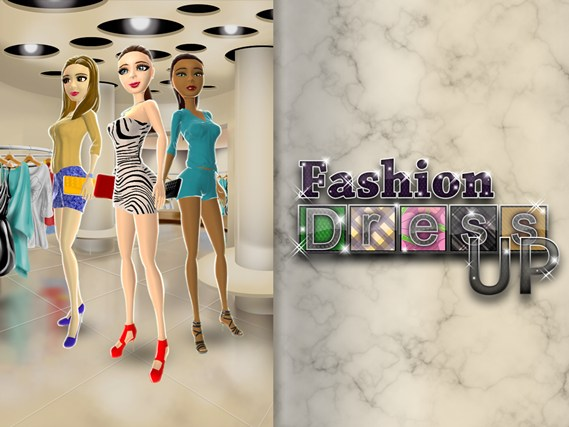 Fashion Dress Up – 3D Game for Girls screen shot 0