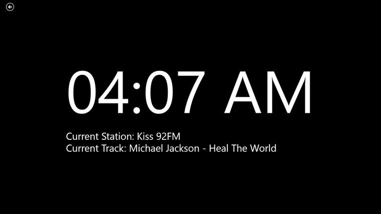 SG Radio screen shot 4