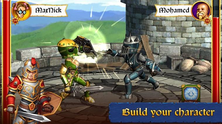 Sword vs Sword screen shot 2
