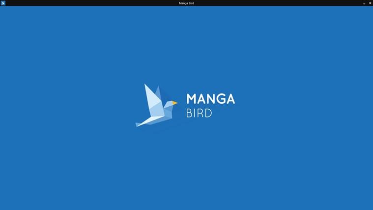 Manga Bird screen shot 6