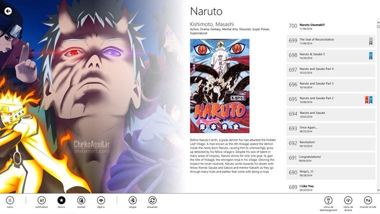 Manga Bird capture d'écran 2