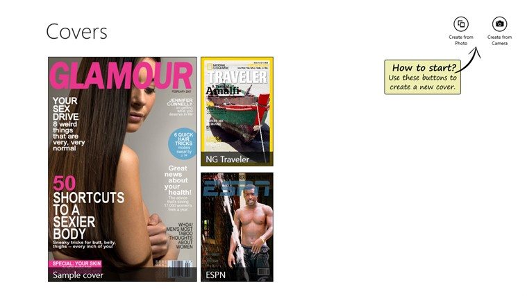 Covers full screenshot