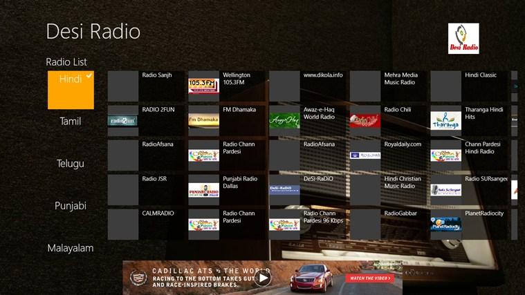 Desi Radio full screenshot