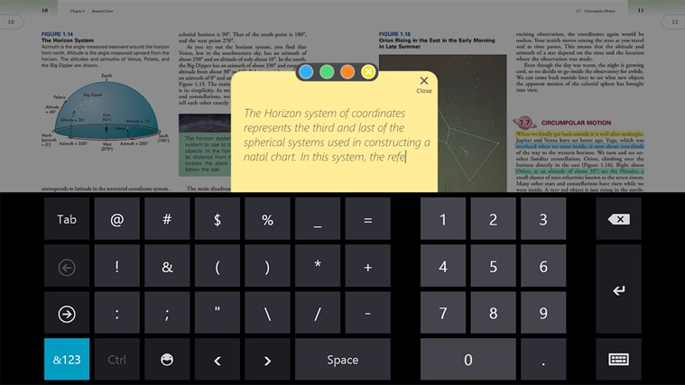 Yuzu eTextbooks and Digital Education Content screen shot 2