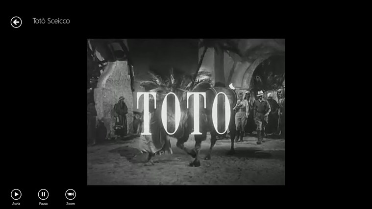 Totò screenshot 2