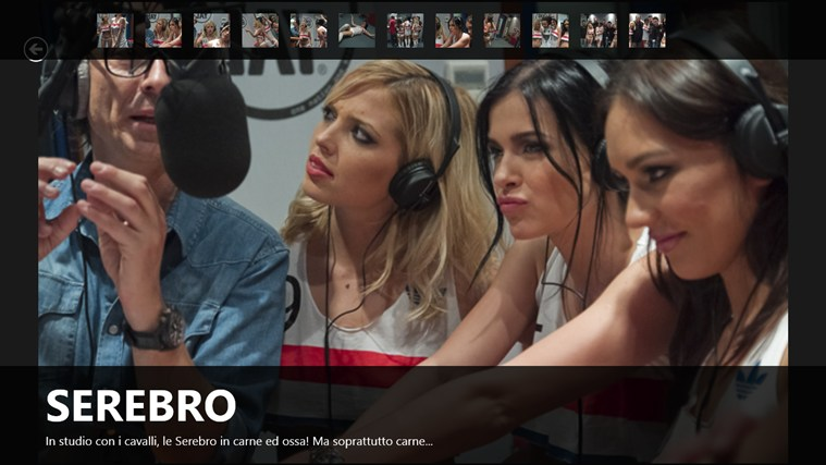 Radio Deejay cattura di schermata 2