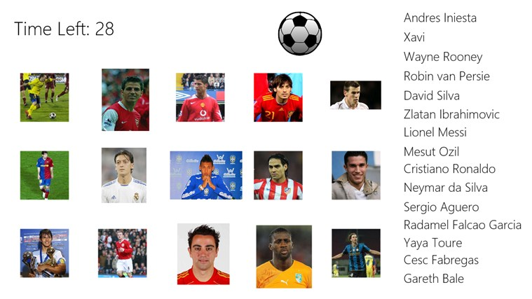 Famous soccer player matching for windows 10 free download on windows