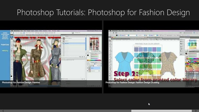 Free Clothing Design Software For Windows 7 Free Fashion Design Software