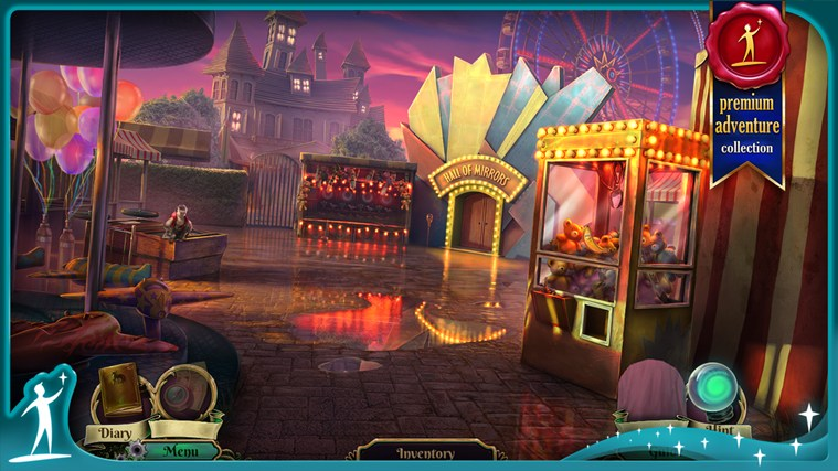Dark Arcana: The Carnival (Full) screen shot 2