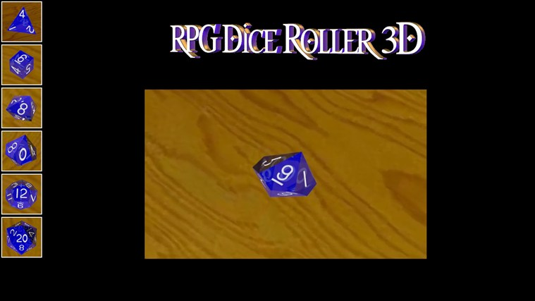 d20 dice roller online free