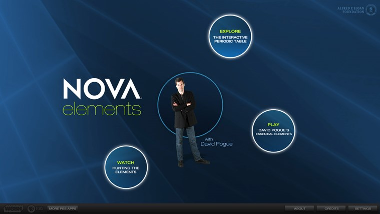 NOVA Elements screen shot 0