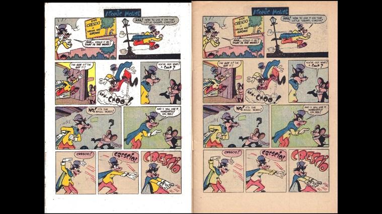 ComicBookReader cattura di schermata 6