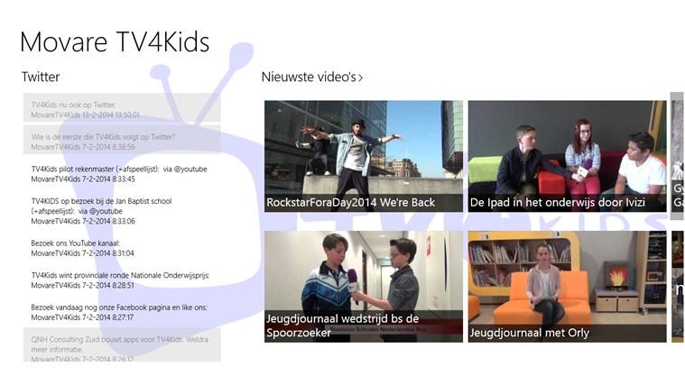 TV4Kids schermafbeelding 0