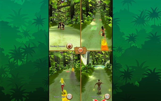 Tarzan Unleashed screen shot 4
