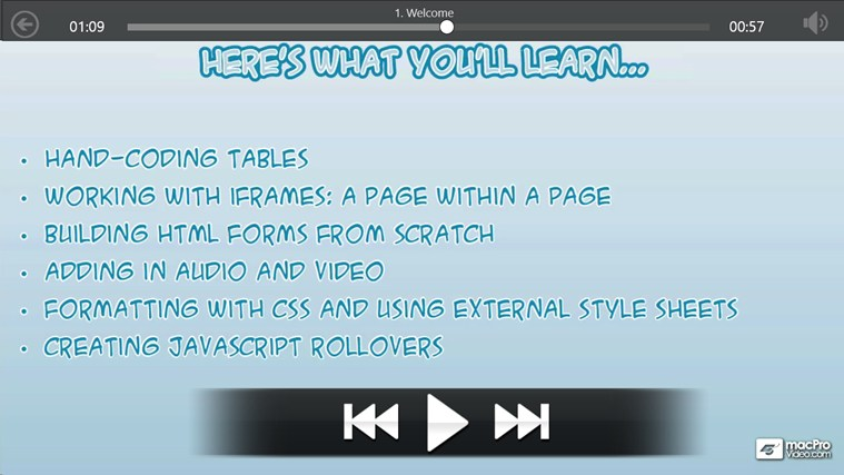 Web Design: Deeper Into XHTML screen shot 2