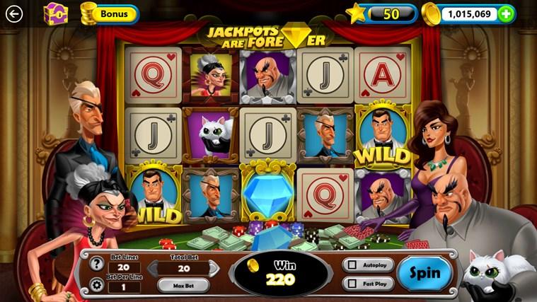 Microsoft Jackpot screen shot 0