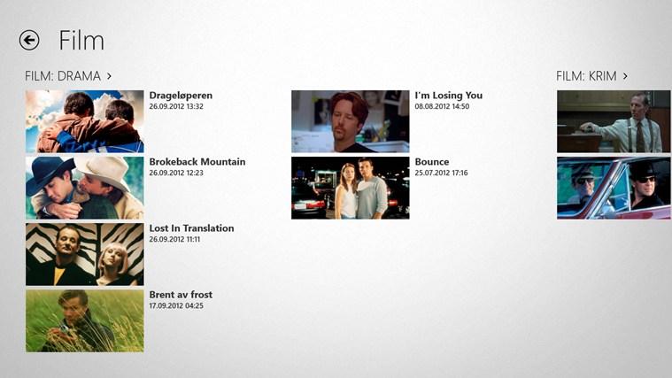 TV 2 Sumo skjermbilde 6