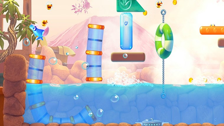 Shark Dash! By Gameloft screen shot 2