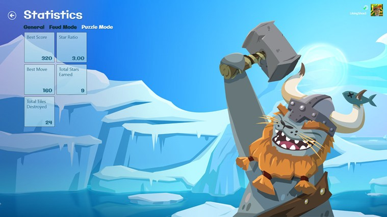 Glacier Blast screen shot 4
