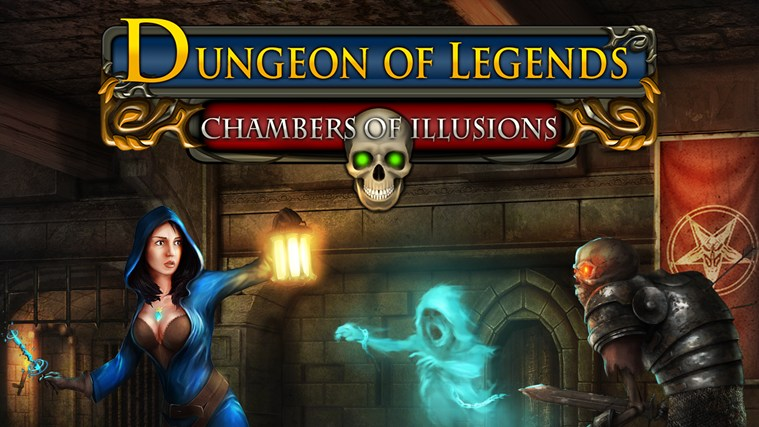 Dungeon of Legends screen shot 0