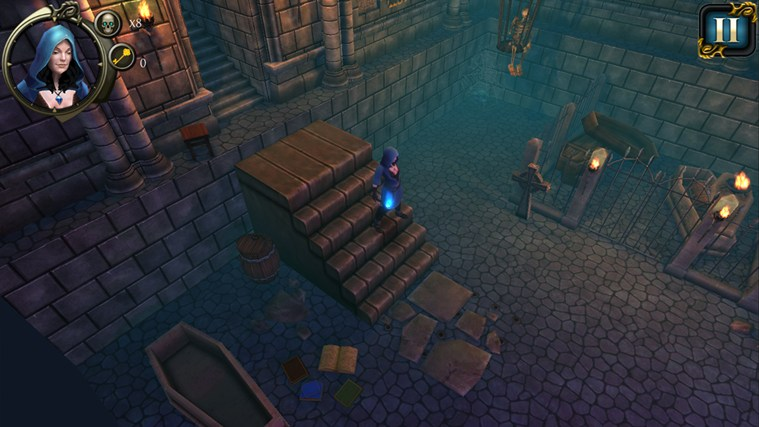 Dungeon of Legends screen shot 2