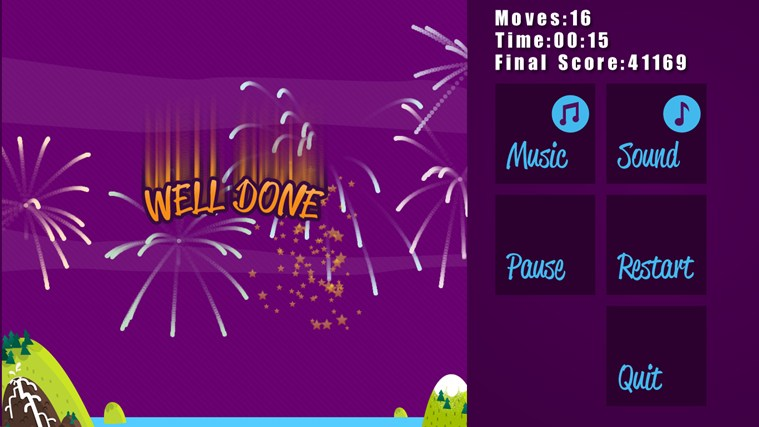 MonsterUp Memory screen shot 4