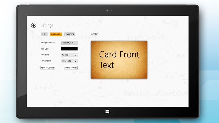 Flashcards Pro screen shot 8