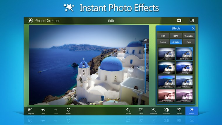 PhotoDirector Mobile for Ultra/Ultimate screen shot 0