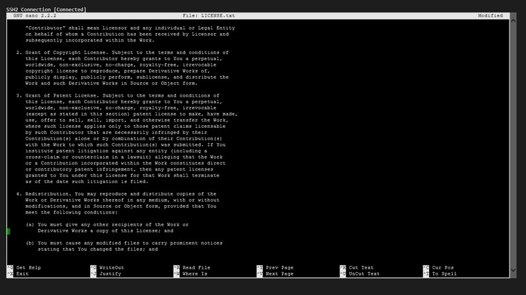 Terminal RT screen shot 0