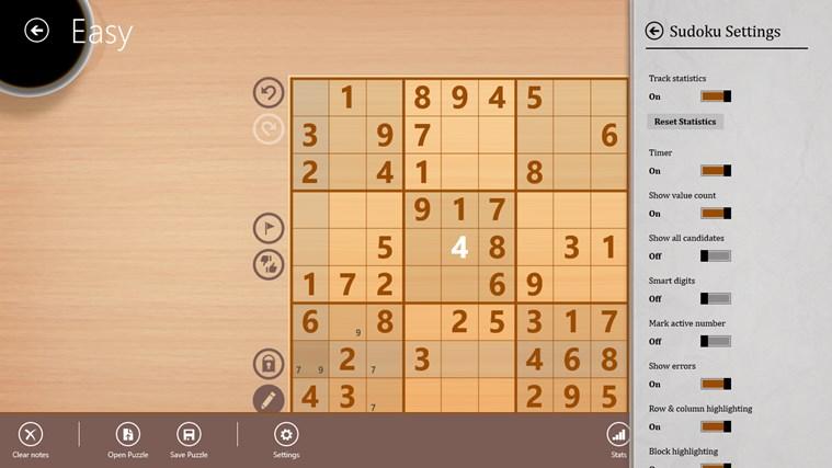 Sudoku Free captura de tela 6