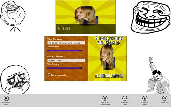 MemeGeneratorWin8 pantalla hapichiy 6