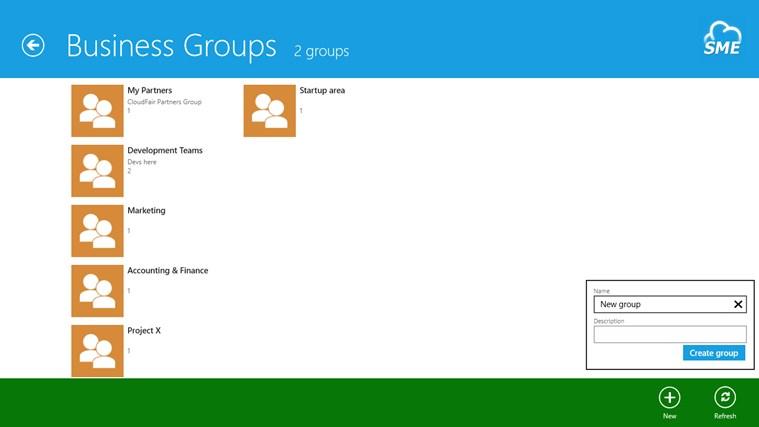 Cloud File Explorer screen shot 8
