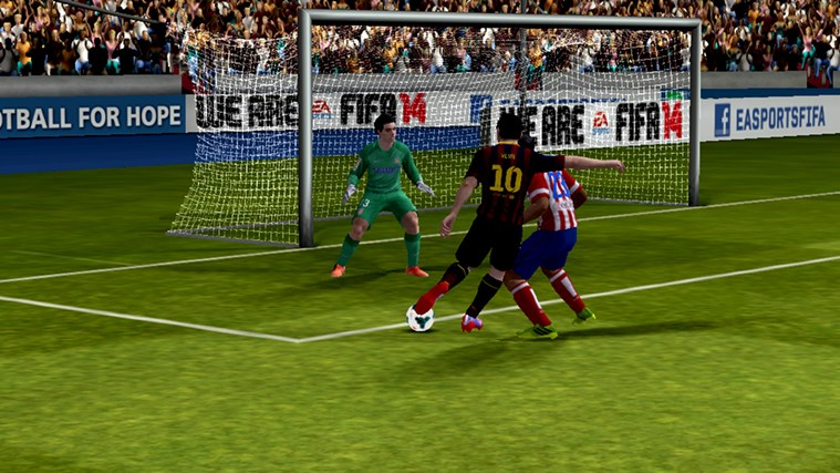 FIFA 14 screen shot 0